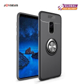 JOYSEUS For Samsung Galaxy J5 Pro 2017 Case Case Magnetic Suction Bracket Finger Ring TPU Soft silicon shockproof back cover