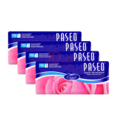 PASEO Elegant Tissue Facial Soft Pack 250's Multi Pack (1 set = isi 4 pcs)
