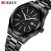 CURREN 8091 Watches Men Luxury Brand Business Watches Casual Watch Quartz Watches relogio masculino