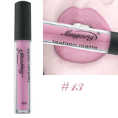 【Global Top Mall】Lipstik cair tahan air matte tahan lama Others