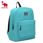 OIWAS Portable Backpack Large Capacity Preppy Chic Style For School And Travel Light Green