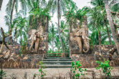 Lombok Elephant Park Safari Package - Adult