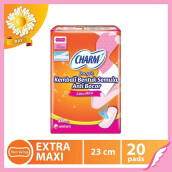 CHARM Pembalut Body Fit Extra Maxi Wing 20 pads