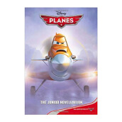 Disney Planes The Junior Novelization Import Book - Random House Disney - 9780736430470
