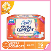 CHARM Pembalut Extra Comfort Maxi Wing 26cm 16 pads