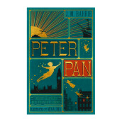Peter Pan (Illustrated With Interactive Elements) Import Book - Sir J. M. Barrie  - 9780062362223