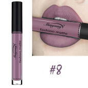 【Global Top Mall】Lipstik cair tahan air matte tahan lama 8# Others