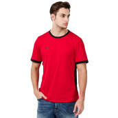 LEAGUE Chita Jersey - Red/ Black