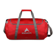 Eiger Concisor Folded Duffle Bag 60L - Red Red