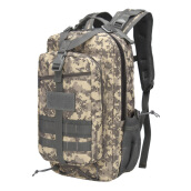 SiYing S372 Men's Backpack/Army Backpack/Camouflage Bag/Outdoor Sports