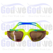 GODIVE Swimming Goggles SG410-Blue - All Size