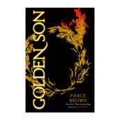 Golden Son: Book Ii Of The Red Rising Trilogy Import Book - Pierce Brown - 9780345539830