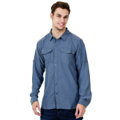 COLUMBIA Pilsner Peak Ii Long Sleeve Shirt - Whale