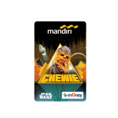 MANDIRI E-Money Star Wars: Han Solo Character - Chewbacca