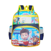 Hui Tong Anime Cartoon Wang Wang Team New Children's School Bag