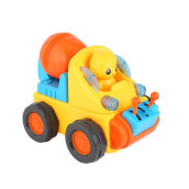 Construction Vehicle Cartoon Engineering Vehicle Mixer Truck Car Toy FX167 Multicolor