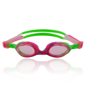 XQ-HD Kids Silicone Anti Fog UV Swimming Glasses Goggles -One Size -