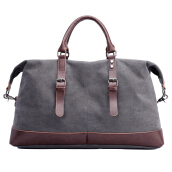 SiYing fashion canvas casual sports shoulder bag tide male handbag