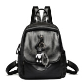 Women's Fashion Backpack AS930 - Black