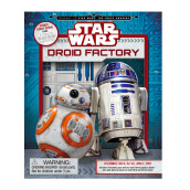 Star Wars Droid Factory Import Book - Daniel Wallace - 9780794436629