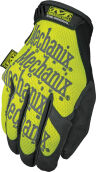 MECHANIX Glove Full Hand CR5 HI-VIZ SMG-C91-008 Yellow