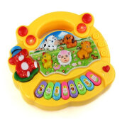 Animal Music Piano Mainan Anak - 5031A