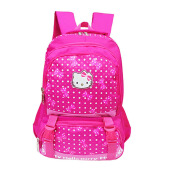 Hui Tong Leisure Simple 2018 New Pupils Children Hellokkty Backpack