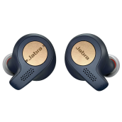 Jabra Elite Active 65t Wireless Sport Earphones - Copper Blue
