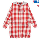 NBA Chi Bulls Chicago Long Shirt (N182SH210P)