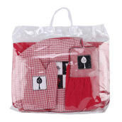 CALMAS Hampers Kitchen Set of 5 - Red