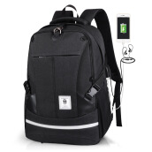 SiYing S386 Multifunction Travel USB Port Backpack Antitheft Backpack for Men