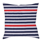 ARNOLD CARDEN Cushion Cover Motif Salur - Back Cover Red