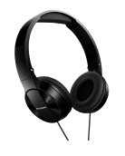 Pioneer SE-MJ503T Fully-Enclosed Dynamic Foldable Headphones