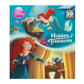 Hidden Treasures Import Book - Andrea Posner-Sanchez  - 9780736431118