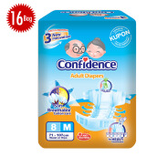 CONFIDENCE Adult Premium [M] Carton 8's x 16 bag