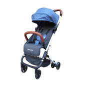 BABYDOES Stroller Vellos CH 344 - Blue