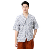 IKAT Indonesia Kasmana Shirt