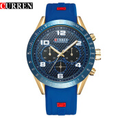 CURREN 8167 Watches Men Luxury Brand Business Watches Casual Watch Quartz Watches relogio masculino