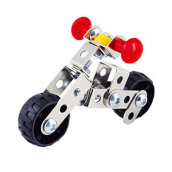 COZIME Children Kids Assembled Toy Building Toy Metal Models Fantastic Models Multicolor