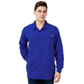 COLUMBIA Silver Ridge Long Sleeve Shirt - Azul