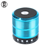 WH WS887 Outdoor Portable Hands Free Call Card Stereo Wireless Bluetooth Speaker for xiaomi samsung huawei iphone