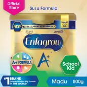 ENFAGROW A+ 4 Susu Madu Smart Lock Tub - 800g