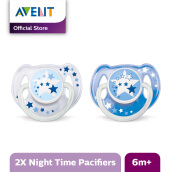 AVENT SCF176/22 Soother 6-18m Night Time
