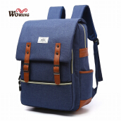 Wowang Y203 Original Korean fashion men's backpack / backpack / multi-function laptop bag