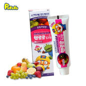 Pororo Dental Smile Kids Toothpaste 90g For Children