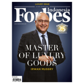 FORBES Indonesia July 2018 Magazine