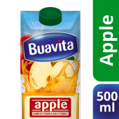 BUAVITA Apple 500ml