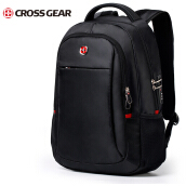 CROSSGEAR Anti Theft Backpack with Lock Business Bag waterproof Slim Fits 14.1 inch 15.6 Inch Laptops CR-9002