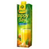 HAPPY DAY Fruit Juice-Mandarin Orange 1 Lt