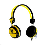 Nubwo Sport Stereo Gaming Headset NO.040 Yellow